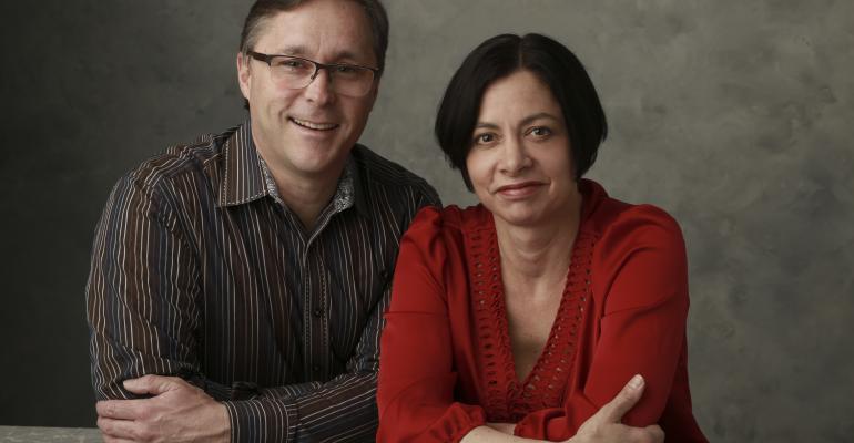 Changemakers 2015: Kimberly Meyer and Peter Matthews