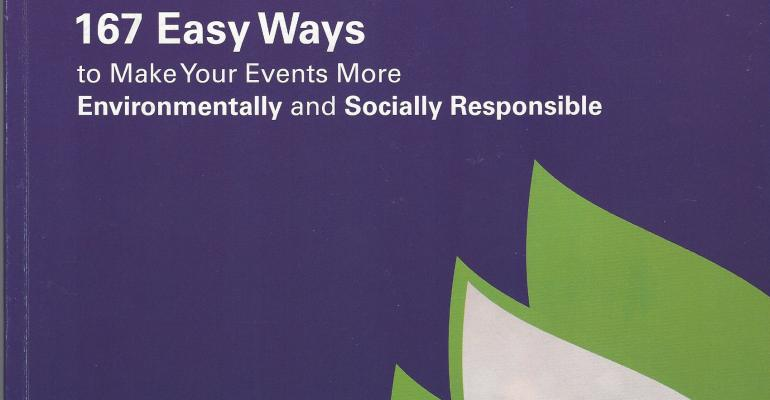 Book Review: 167 Easy Inspirations for Greener Meetings
