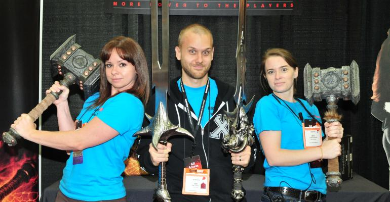Level Up! Plan an Expo as Awesome as GameStop's