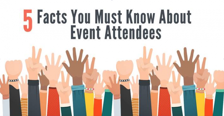 To plan an effective meeting event planners have to know where their attendees