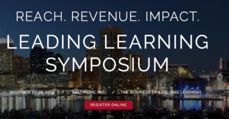 Leading Learning Symposium