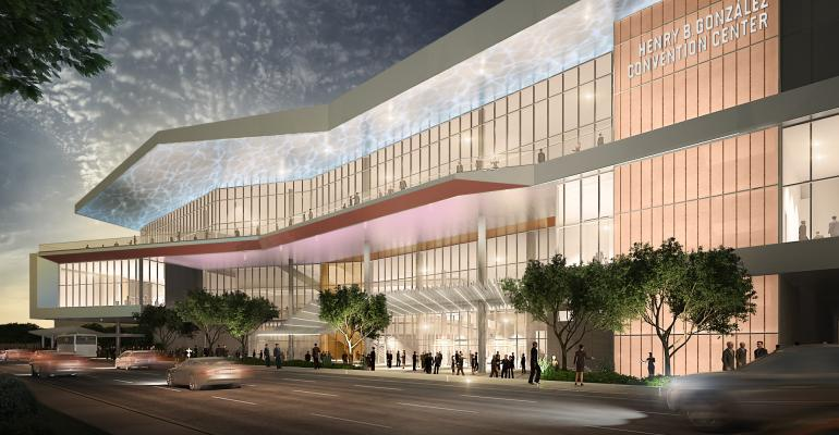 Big Convention Center Expansion Opening Early in San Antonio
