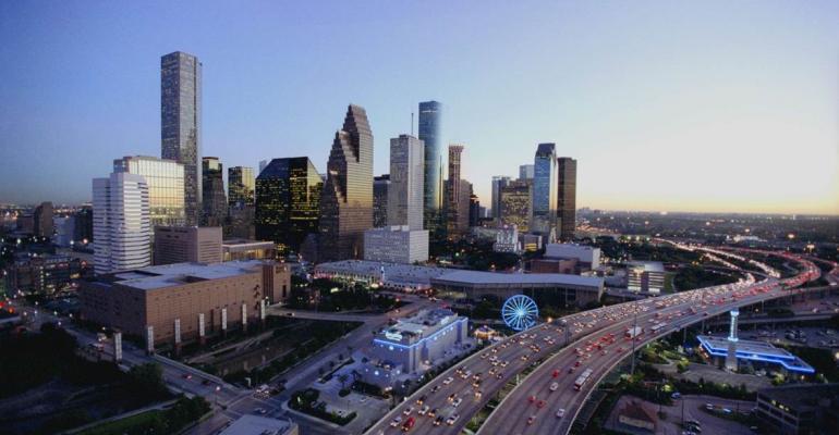 Houston39s skyline