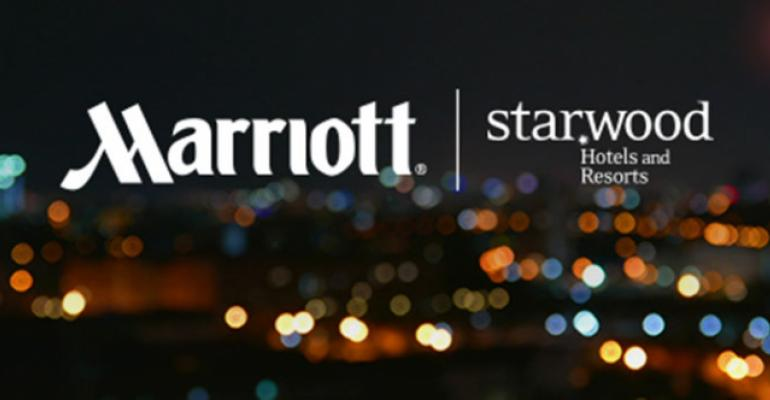 Marriott–Starwood Announce Mega Merger