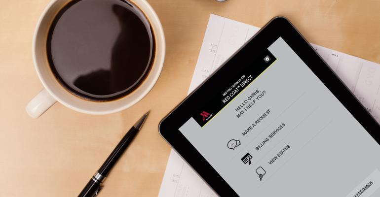 Group Billing Questions? Marriott's Got an App for That