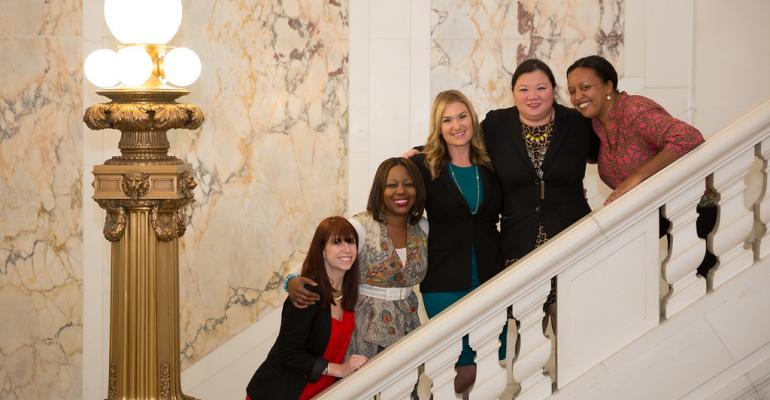 Association for Women in Events in Growth Mode