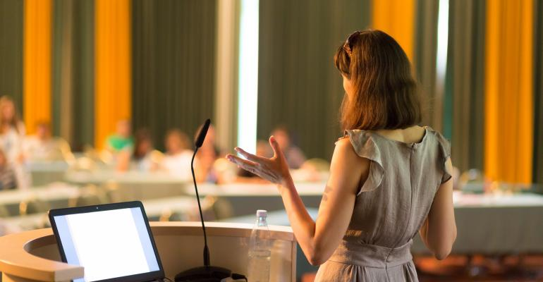 Using Micro-Learning for Conference Innovation