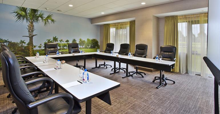 Hilton ChicagoOak Brook Hills Resort  Conference Center meeting room