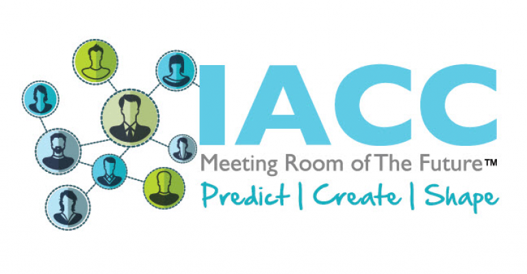 IACC Meeting Room of the Future logo