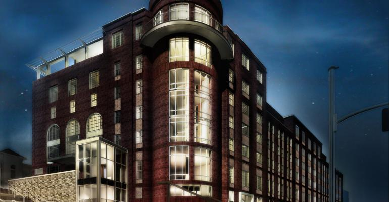 Hotel Breaks Ground in Savannah's Historic District