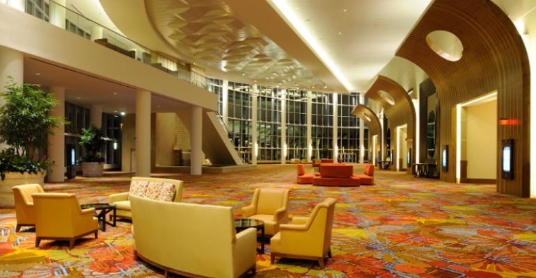 Hyatt Regency Orlando Ups the Convention Ante