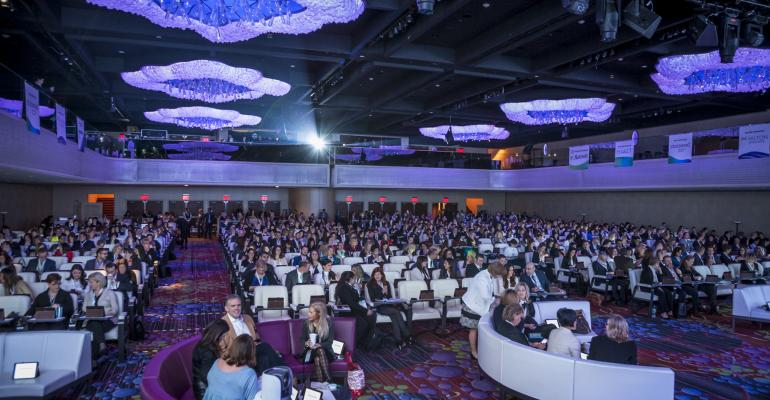 General session crowd at Pharma Forum 2016