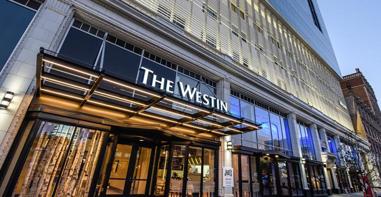 Westin Adds to Buffalo Resurgence