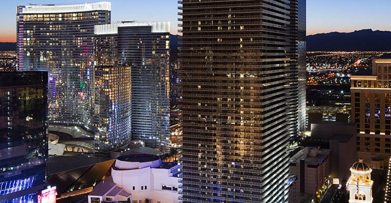 Suite Option for Your High Achievers in Las Vegas