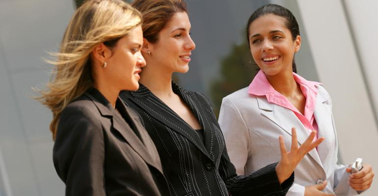 Is Your Professional Network Too Female?