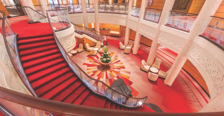 Inside the Queen Mary 2's $132 million refit