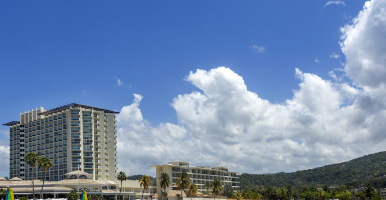 Exterior of Moon Palace Jamaica Grande Resort and Spa