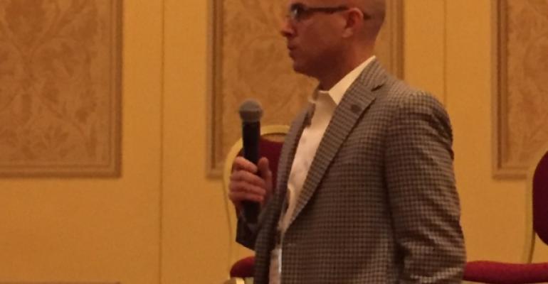 Jamie Murdock vice president of sales Experient
