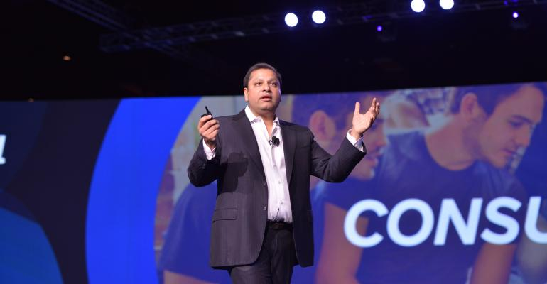 Cvent Founder and CEO Reggie Aggarwal