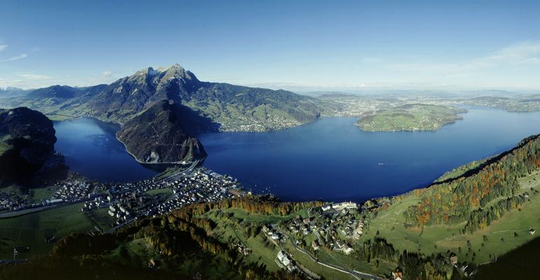 Swiss Resort Readies for Incentives Above Lake Lucerne
