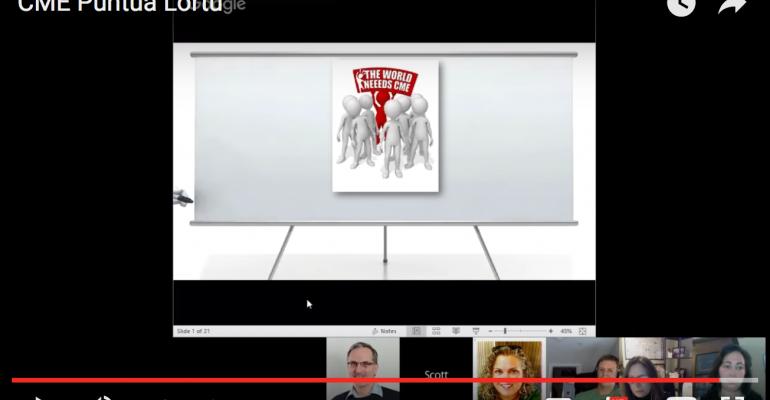 CMEPalooza screen shot