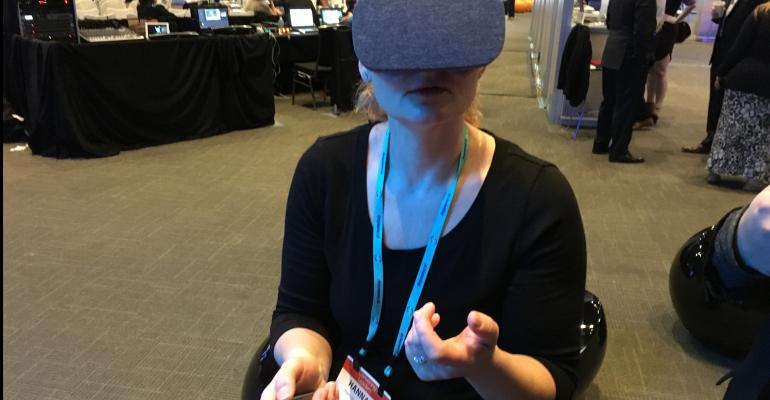 For Real? Freeman's New VR Platform Will Change How You See Venues and Show Products