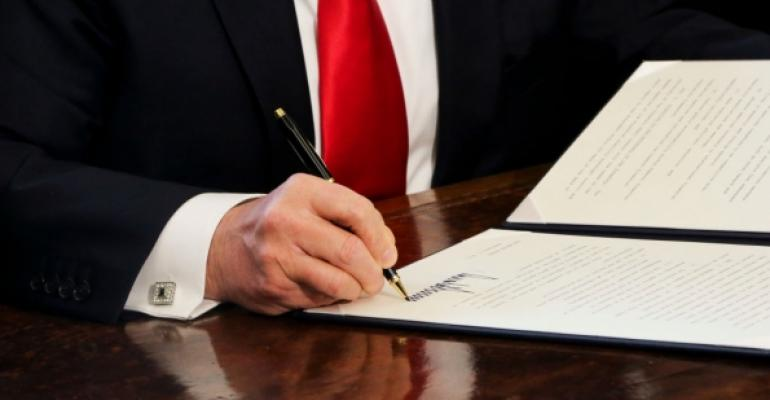 Trump Orders Delay of Fiduciary Rule That Curbs Incentives