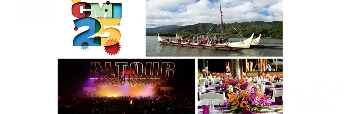 ALTOUR  Meetings & Incentives: 2017 CMI 25