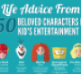 Just for Fun: Life Advice from Cartoon Characters