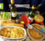 Airline Food: An Around-the-World Comparison