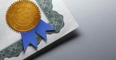 MOC certification