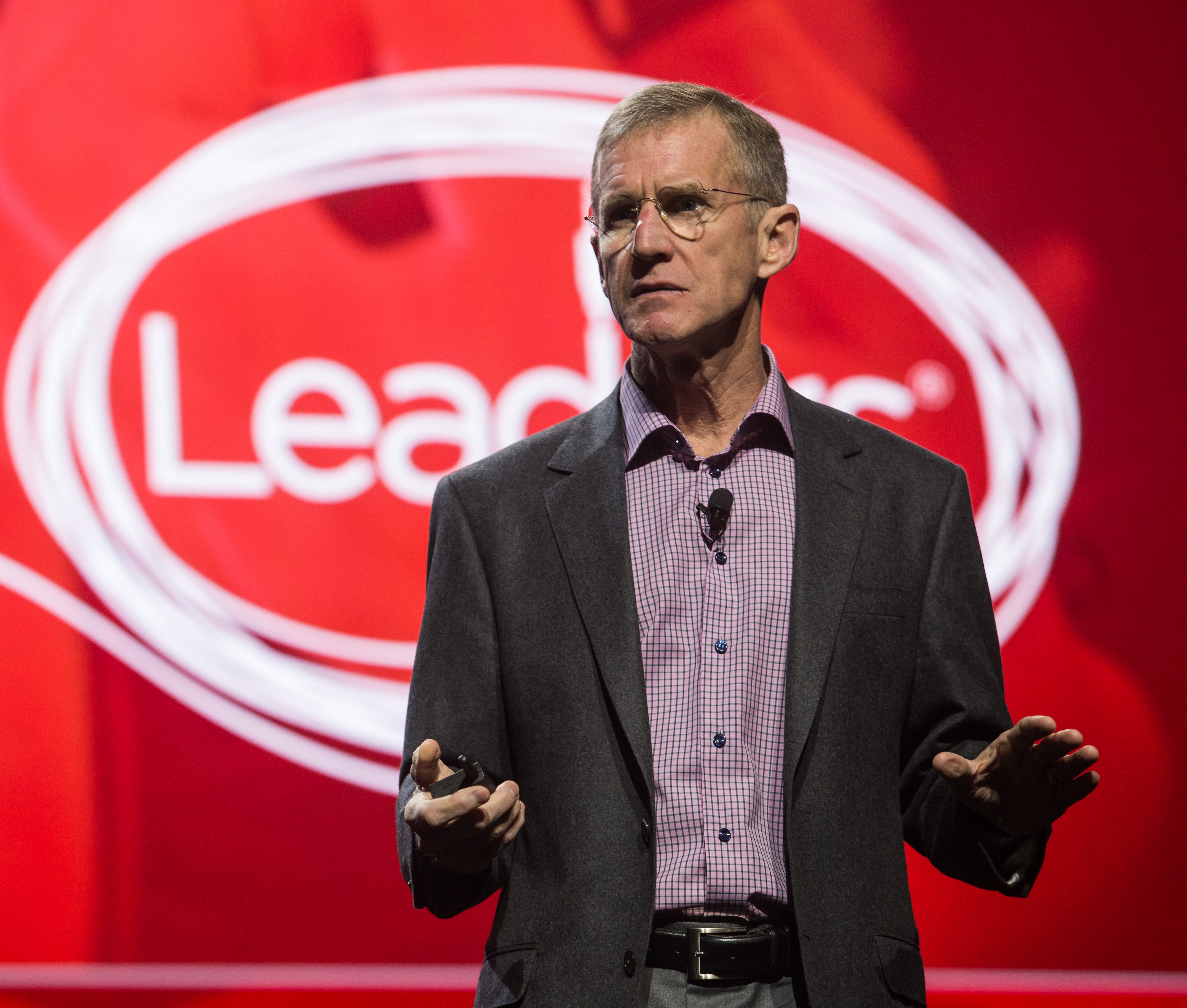 General Stanley McChrystal (retired)