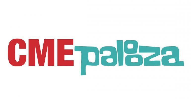 CMEpalooza logo