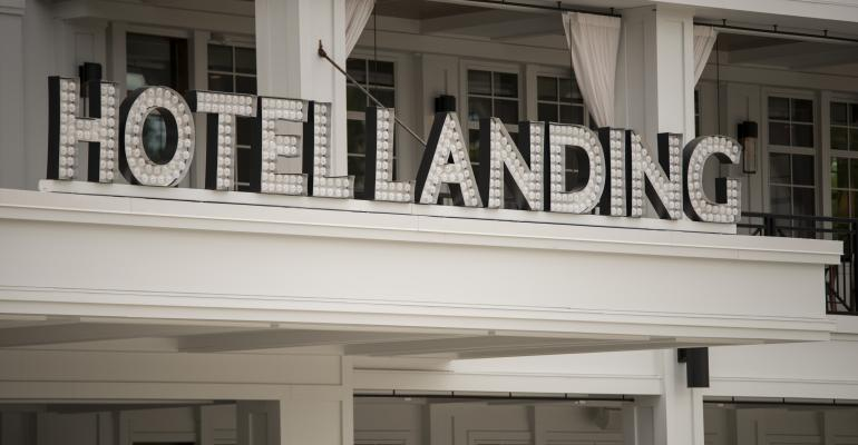 Hotel Landing