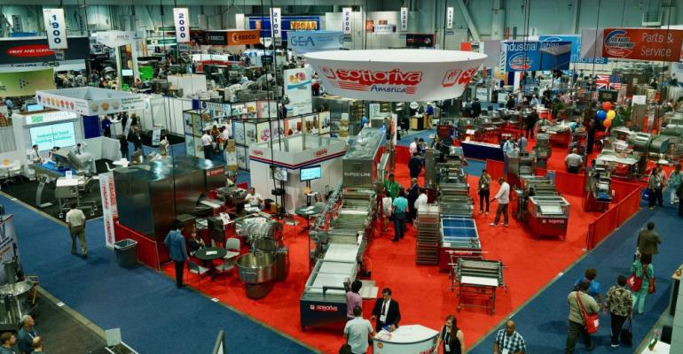 For the first time ever, the International Baking Industry Exposition offers education on its show floor.