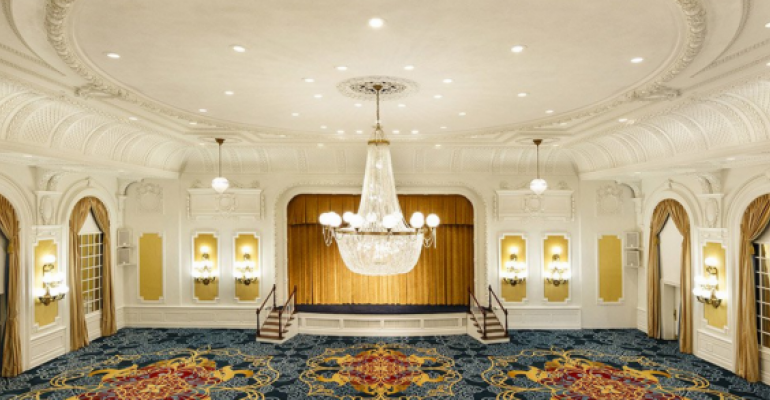 The Grand Ballroom at the Jefferson Hotel