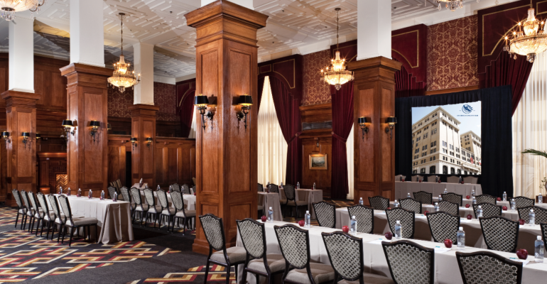 Historic L.A. Club Opens Five New Meeting Rooms | MeetingsNet