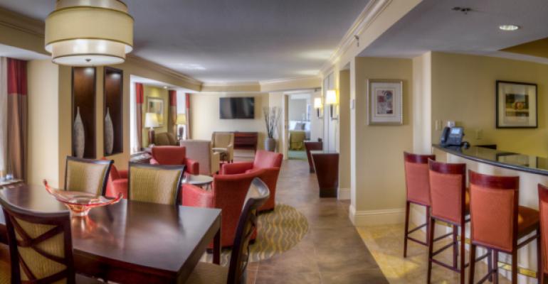 The Rosen Centre, Orlando suite