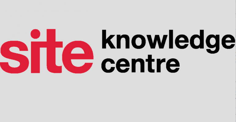SITE Knowedge Centre logo