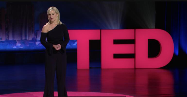 TV anchor Gretchen Carlson