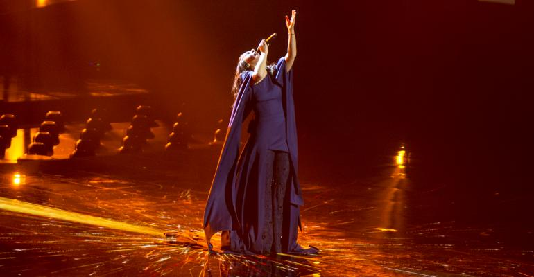 Jamala at Eurovision