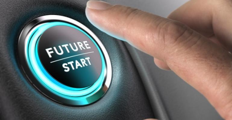 future start button