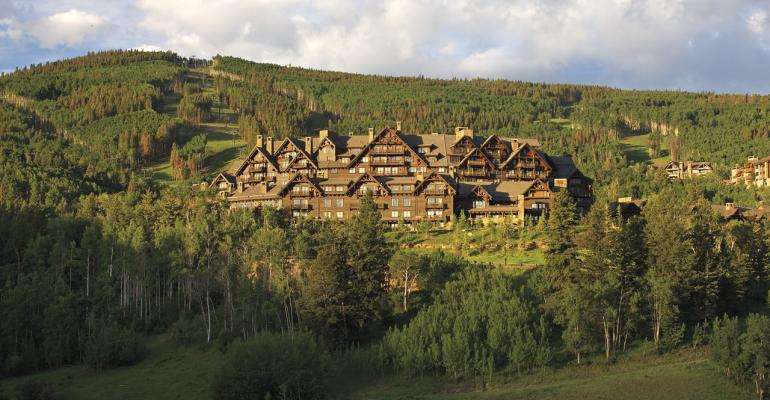 Ritz-Carlton Insurance Advisory Council in Rocky Mountain Setting