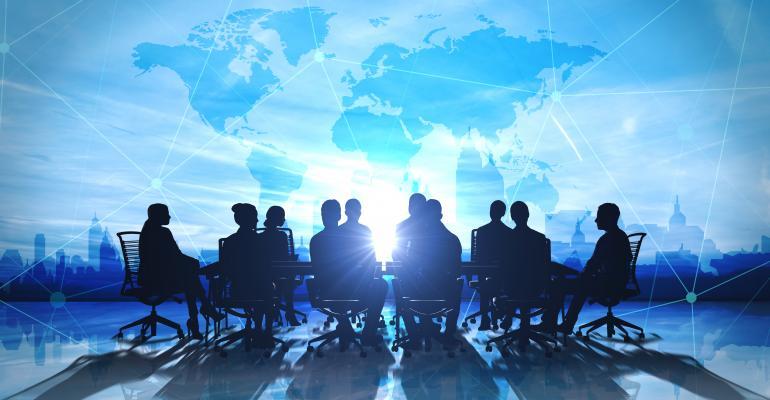 Global meeting