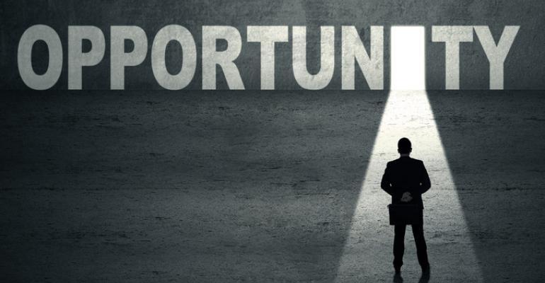 Opening door to opportunity