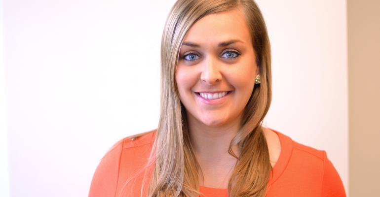 Rachel Andrews, Cvent's director of meetings and events