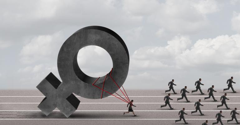 Gender barrier