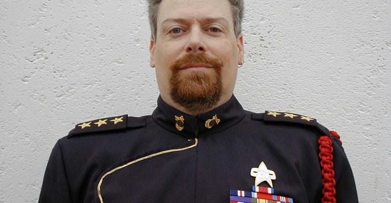 Starfleet Commander Michael Malotte