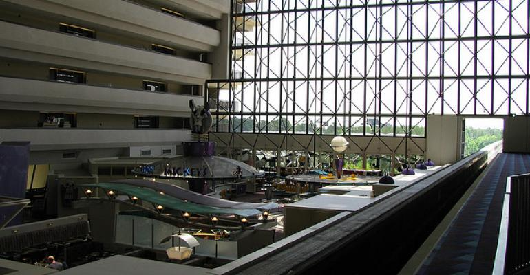 Walt Disney World's Contemporary Resort