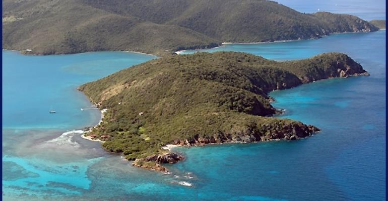 Branson plans eco-resort for BVI island